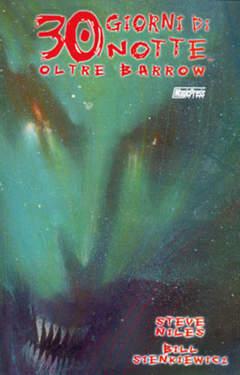 Copertina 30 GIORNI DI NOTTE n.10 - 30 GIORNI DI NOTTE VOL.10: OLTRE BARROW, MAGIC PRESS