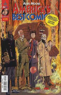 Copertina ABC AMERICA'S BEST COMICS n.14 - AMERICAN BEST COMICS N. 14, MAGIC PRESS