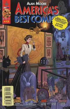 Copertina ABC AMERICA'S BEST COMICS n.15 - AMERICAN BEST COMICS N. 15, MAGIC PRESS