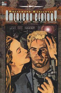 Copertina AMERICAN CENTURY n.1.2 - HOLLIWOOD, MAGIC PRESS