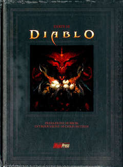 Copertina ARTE DI DIABLO n. - L'ARTE DI DIABLO, MAGIC PRESS