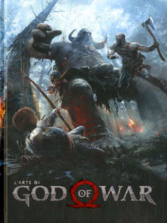Copertina ARTE DI GOD OF WAR n. - L'ARTE DI GOD OF WAR, MAGIC PRESS