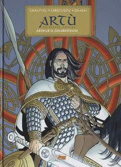 Copertina ARTU n.2 - ARTHUR IL COMBATTENTE, MAGIC PRESS