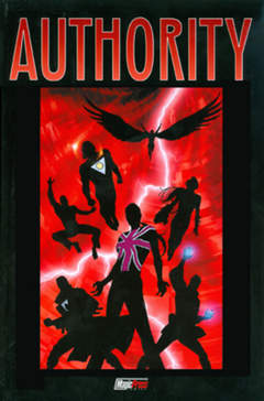 Copertina AUTHORITY ABSOLUTE n.1 - ABSOLUTE AUTHORITY, MAGIC PRESS