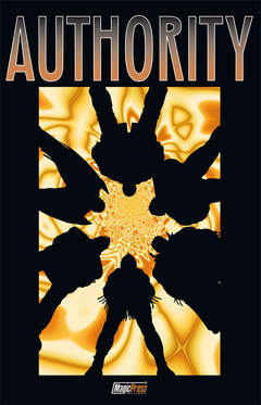 Copertina AUTHORITY ABSOLUTE n.2 - ABSOLUTE AUTHORITY, MAGIC PRESS