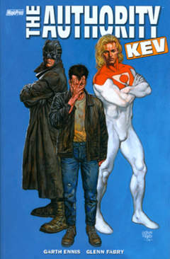 Copertina AUTHORITY KEV n.0 - THE AUTHORITY: KEV, MAGIC PRESS