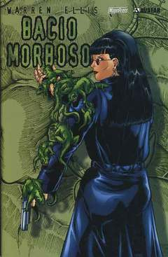 Copertina BACIO MORBOSO n.1 - BACIO MORBOSO VOL.1, MAGIC PRESS