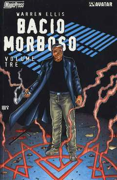 Copertina BACIO MORBOSO n.3 - BACIO MORBOSO VOL.3, MAGIC PRESS