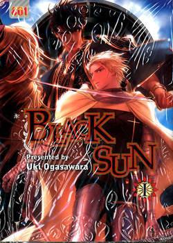 Copertina BLACK SUN n.1 - BLACK SUN, MAGIC PRESS