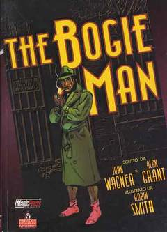 Copertina BOGIE MAN n.0 - BOGIE MAN, MAGIC PRESS