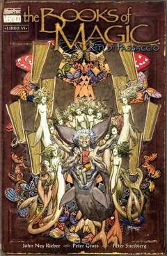 Copertina BOOKS OF MAGIC n.6 - BOOKS OF MAGIC N. 6 RITI DI PASSAGGIO, MAGIC PRESS