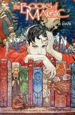 Copertina BOOKS OF MAGIC n.4 - COMPAGNI DI GIOCHI, MAGIC PRESS