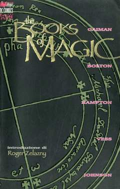 Copertina BOOKS OF MAGIC n.0 - LE ORIGINI, MAGIC PRESS
