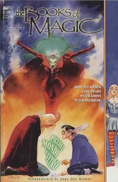 Copertina BOOKS OF MAGIC n.3 - PICCOLI MONDI, MAGIC PRESS