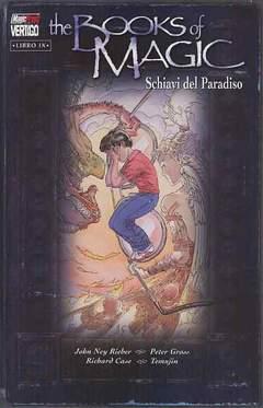 Copertina BOOKS OF MAGIC n.9 - SCHIAVO DEL PARADISO, MAGIC PRESS
