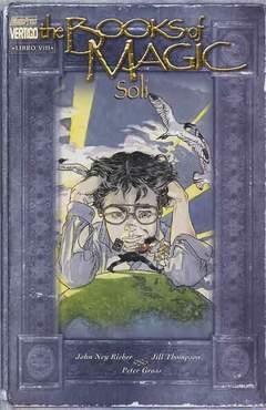 Copertina BOOKS OF MAGIC n.8 - SOLI, MAGIC PRESS