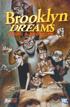 Copertina BROOKLYN DREAMS - SOGNI A BROOKLYN n. - BROOKLYN DREAMS - SOGNI A BROOKLYN (NUOVA EDIZIONE), MAGIC PRESS