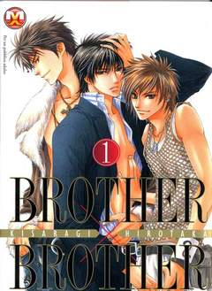 Copertina BROTHER X BROTHER n.1 - BROTHER X BROTHER VOL.1, MAGIC PRESS