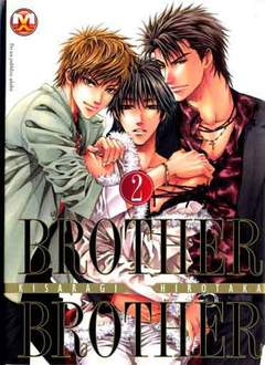 Copertina BROTHER X BROTHER n.2 - BROTHER X BROTHER VOL.2, MAGIC PRESS