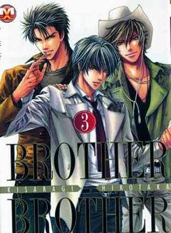 Copertina BROTHER X BROTHER n.3 - BROTHER X BROTHER VOL.3, MAGIC PRESS