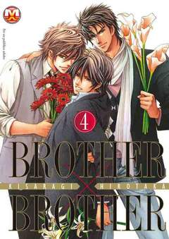 Copertina BROTHER X BROTHER n.4 - BROTHER X BROTHER VOL.4, MAGIC PRESS