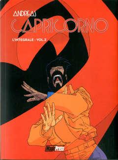 Copertina CAPRICORNO L'INTEGRALE n.2 - CAPRICORNO: L'INTEGRALE, MAGIC PRESS