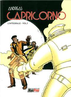Copertina CAPRICORNO: L'INTEGRALE n.1 - CAPRICORNO: L'INTEGRALE VOL.1, MAGIC PRESS