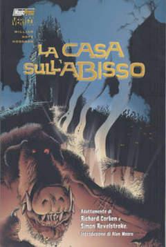 Copertina CASA SULL'ABISSO n.0 - CASA SULL'ABISSO, MAGIC PRESS