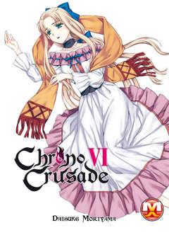 Copertina CHRONO CRUSADE (m8) n.6 - CHRONO CRUSADE VOL.6, MAGIC PRESS