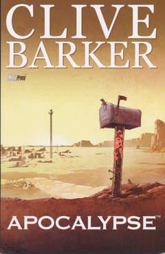 Copertina CLIVE BARKER - APOCALYPSE n.1 - CLIVE BARKER - APOCALYPSE VOL.1, MAGIC PRESS