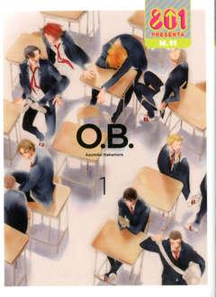 Copertina COMPAGNI DI CLASSE O.B. n.1 - COMPAGNI DI CLASSE O.B., MAGIC PRESS