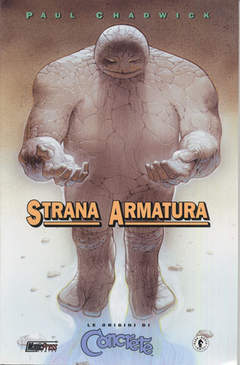 Copertina CONCRETE STRANA ARMATURA n.0 - CONCRETE STRANA ARMATURA, MAGIC PRESS