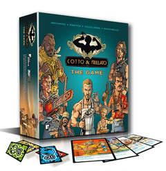 Copertina COTTO & FRULLATO THE GAME n. - COTTO & FRULLATO: THE GAME, MAGIC PRESS