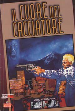 Copertina CUORE DEL CACCIATORE n.0 - CUORE DEL CACCIATORE, MAGIC PRESS