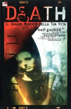 Copertina DEATH GRANDE MOMENTO BROSS. n.0 - IL GRANDE MOMENTO DELLA TUA VITA, MAGIC PRESS