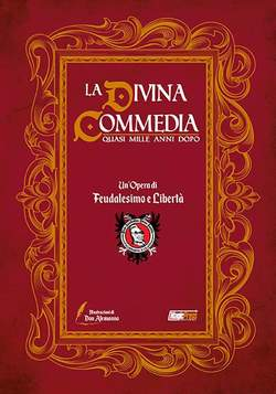 Copertina DIVINA COMMEDIA QUASI M...Cof. n.1 - Cofanetto Completo, MAGIC PRESS