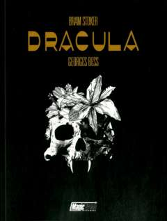 Copertina DRACULA n. - DRACULA, MAGIC PRESS