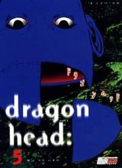 Copertina DRAGON HEAD M10 n.5 - DRAGON HEAD: N. 5, MAGIC PRESS