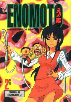 Copertina ENOMOTO n.2 - ENOMOTO, MAGIC PRESS