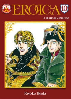 Copertina EROICA n.10 - EROICA - LA GLORIA DI NAPOLEONE VOL.10, MAGIC PRESS