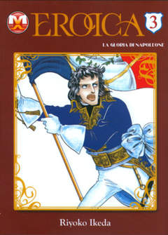 Copertina EROICA n.3 - EROICA - LA GLORIA DI NAPOLEONE VOL.3, MAGIC PRESS