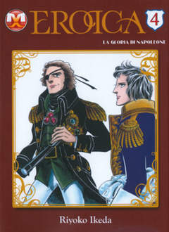 Copertina EROICA n.4 - EROICA - LA GLORIA DI NAPOLEONE VOL.4, MAGIC PRESS