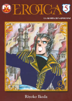 Copertina EROICA n.5 - EROICA - LA GLORIA DI NAPOLEONE VOL.5, MAGIC PRESS
