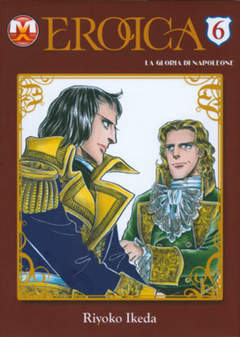 Copertina EROICA n.6 - EROICA - LA GLORIA DI NAPOLEONE VOL.6, MAGIC PRESS