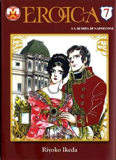 Copertina EROICA n.7 - EROICA - LA GLORIA DI NAPOLEONE VOL.7, MAGIC PRESS