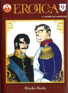 Copertina EROICA n.9 - EROICA - LA GLORIA DI NAPOLEONE VOL.9, MAGIC PRESS