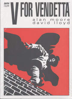 Copertina V FOR VENDETTA ED. ASSOLUTA n.0 - V FOR VENDETTA ED. ASSOLUTA, MAGIC PRESS