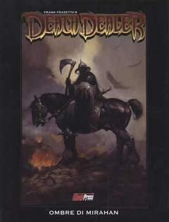 Copertina FRANK FRAZETTA DEATH DEALER n. - FRANK FRAZETTA DEATH DEALER, MAGIC PRESS