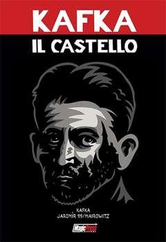 Copertina FRANZ KAFKA: IL CASTELLO n. - FRANZ KAFKA: IL CASTELLO, MAGIC PRESS