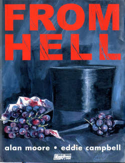 Copertina FROM HELL n.0 - FROM HELL, MAGIC PRESS